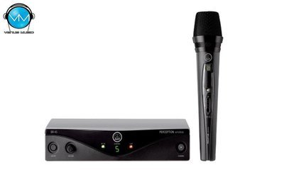 PERCEPTION 45 VOCAL AKG SISTEMA INALAMBRICO CON MICROFONO DE MANO