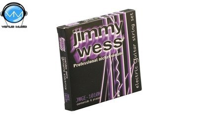 Jimmy Wess WN1010 Encordaduras Guit. Eléctrica