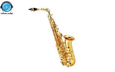 Saxofón Alto Mercury Laqueado con Estuche JBAS-200L