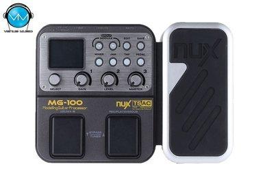 Multiefectos para Guitarra NUX MG-100