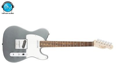 FENDER Squier Affinity Telecaster RW Slick Silver Guitarra Eléctrica