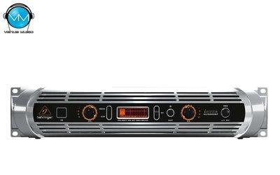 Amplificador Behringer Poder NU1000DSP