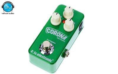 Pedal Tc Electronic Crona Mini Chorus