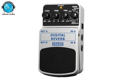 Pedal Behringer Digital Reverb DR600