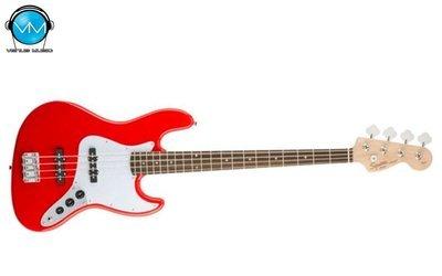 Bajo Eléctrico Fender Squier JBass 4 Cuerdas RCR Affinity Series  0370760570