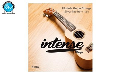 Encordadura Intense Strings Ukulele K70A