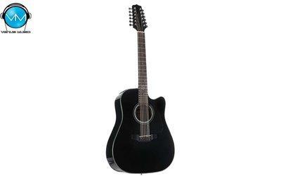Guitarra Electroacústica Takamine 12 Cuerdas GD30CE12BLK