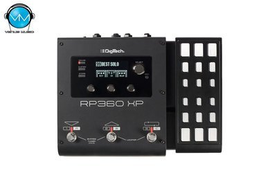 Multiefectos Digitech  RP360XP para Guitarra