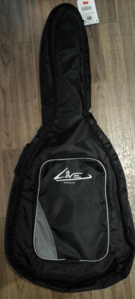 Funda para Guitarra Line Electroacústica Jumbo