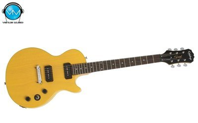 Guitarra Eléctrica Epiphone Les Paul Special I Worn TV Yellow