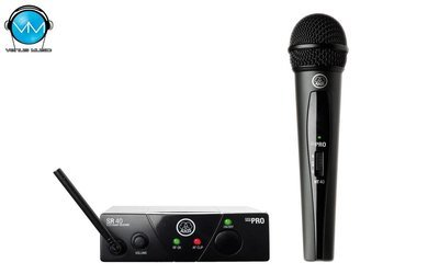 SIST. INALÁMBRICO VOCAL AKG WMS 40 MINI COMPACTO