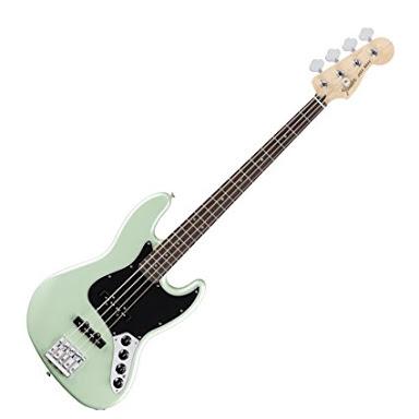 Bajo Eléctrico Fender Deluxe Active  Jazz Bass IV