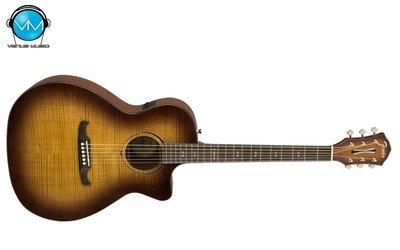 Guitarra Fender Auditorium  3TONE TEA BURST FA345CE