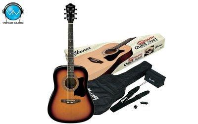Guitarra Acústica Ibanez JamPack V50NJPVS