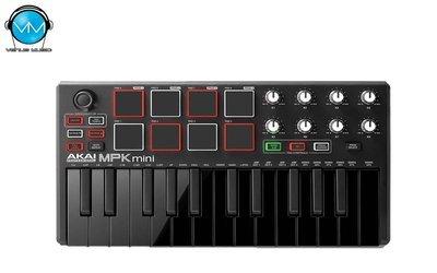 AKAI PROFESSIONAL MPK MINI MK TECLADO COMPACTO CONTROLADOR MIDI/USB