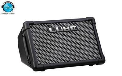 Combo Amplificador Roland Cube Street EX con Batería