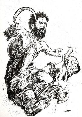 Barbarians! #16