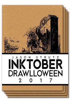 Inktober 2017 4