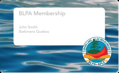 Family Membership - adhésion Famille
