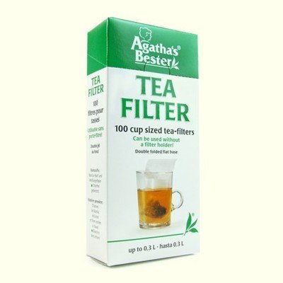 Tea Filter Paper Cup Size 100