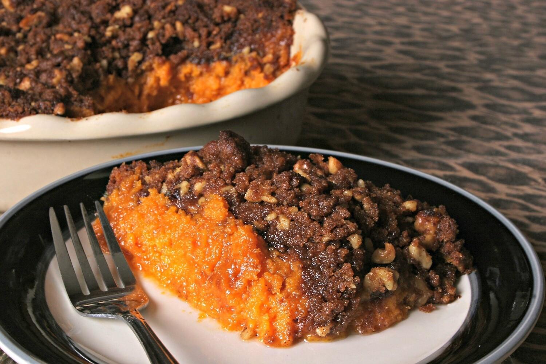 SM - Sweet Potato Pudding