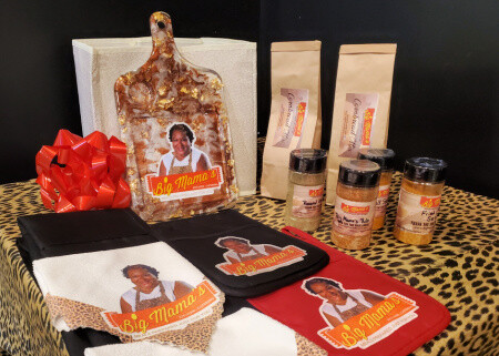 Gift Basket - Cooking Like Big Mama