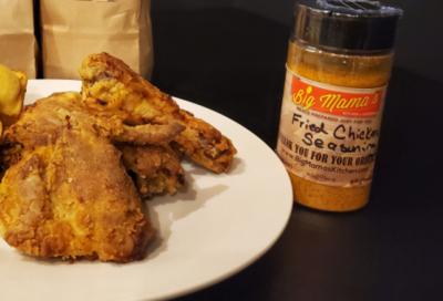 Oven Fried Chicken Seasoning 6 Pack
