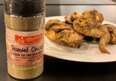 Roasted Chicken Seasoning  4 Pack