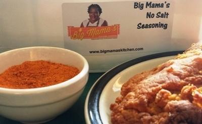 Big Mama's No Salt Seasoning 6 Pack