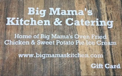 Big Mama's Digital Gift Card