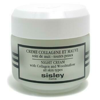 Botanical Night Cream With Collagen & Woodmallow  50ml/1.6oz