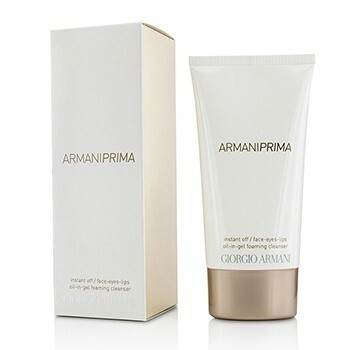 Armani Prima Oil-In-Gel Foaming Cleanser  150ml/5oz