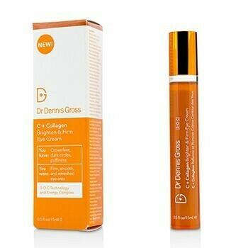 C + Collagen Brighten & Firm Eye Cream  15ml/0.5oz