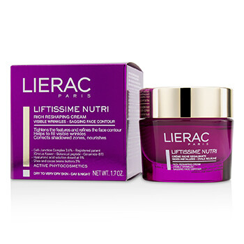 Liftissime Nutri Rich Reshaping Cream (For Dry To Very Dry Skin)  50ml/1.7oz