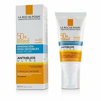 Anthelios Ultra Sensitive Eyes Innovation Non Perfumed Cream SPF 50+ (Fragrance-Free)  50ml/1.7oz