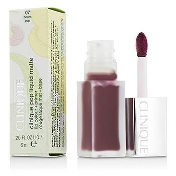 Pop Liquid Matte Lip Colour + Primer - # 07 Boom Pop  6ml/0.2oz