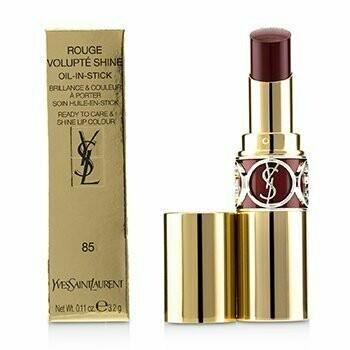 Rouge Volupte Shine - # 85 Burgundy Love  3.2g/0.11oz