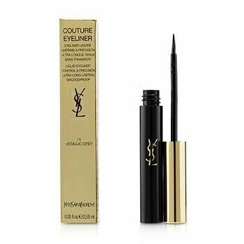Couture Liquid Eyeliner - # 11 Metallic Grey  2.95ml/0.09oz