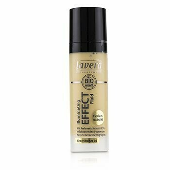 Illuminating Effect Fluid - # 02 Sheer Bronze  30ml/1oz