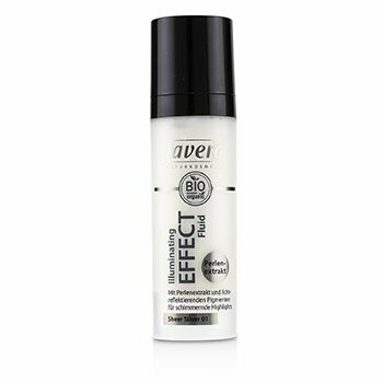 Illuminating Effect Fluid - # 01 Sheer Silver  30ml/1oz