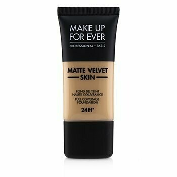 Matte Velvet Skin Full Coverage Foundation - # R330 (Warm Ivory)  30ml/1oz