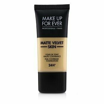 Matte Velvet Skin Full Coverage Foundation - # Y255 (Sand Beige)  30ml/1oz