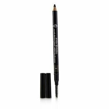 Eyes To Kill Smooth Silk Brow Pencil - # 3 Wenge Wood  1.19g/0.042oz