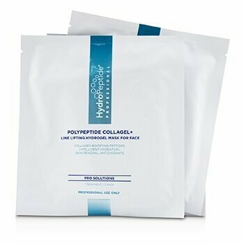 Polypeptide Collagel+ Line Lifting Hydrogel Mask For Face (Salon Product)  12sheets