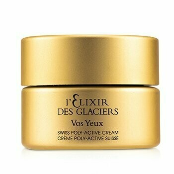 Elixir des Glaciers Vos Yeux Swiss Poly-Active Eye Regenerating Cream (Unboxed)  15ml/0.5oz