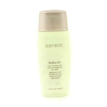 Flawless Skin Dual-Action Eye Makeup Remover (Oil-Free)  100ml/3.4oz