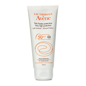 Very High Protection Mineral Lotion SPF 50+ (For Intolerant Skin)  100ml/3.3oz