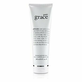 Pure Grace Shimmering Body Lotion  240ml/8oz