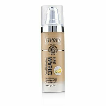 Tinted Moisturising Cream 3 In 1 With Q10 - # 01 Ivory Light  30ml/1oz