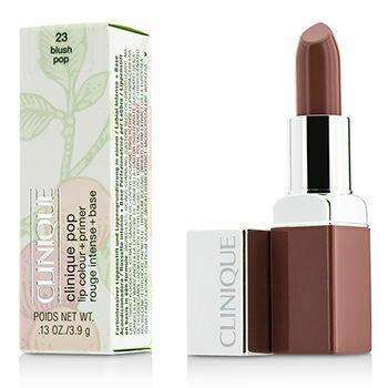 Clinique Pop Lip Colour + Primer - # 23 Blush Pop  3.9g/0.13oz
